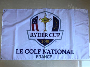 Fanion Ryder Cup Paris 2018