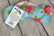 Biblical Prayer Meditation Herbal Eye Pillow-Handcrafted Affirmations