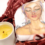 """Be Still"" Female Thermals-Handcrafted Affirmations"