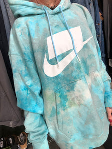 Nike Tie Dye French Terry Hoodie