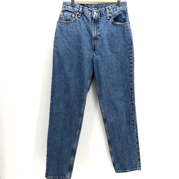 Levi's 550™ Original Vintage Blue Wash Mom Jeans