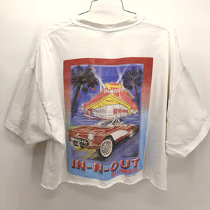 RECOLLECTION IN-N-OUT Crop T-Shirt