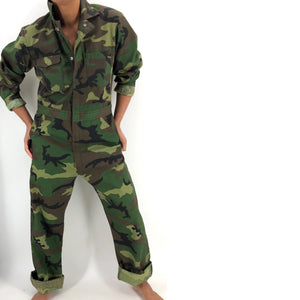 Dickies Workwear Allover Camo Jumpsuit