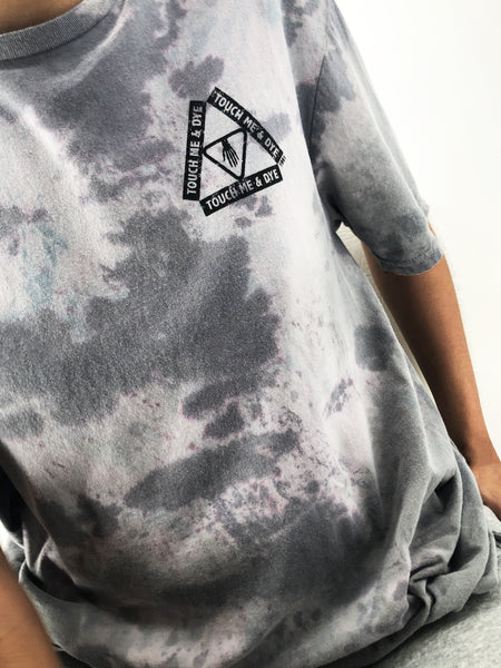 Unisex Color Changing Tie Dye T-Shirt (Oil Spill)