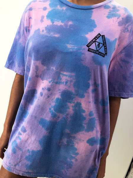 Unisex Color Changing Tie Dye T-Shirt (Perpetrator)