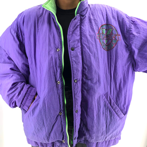 RECOLLECTION Vintage Vuarnet France Puffer Jacket