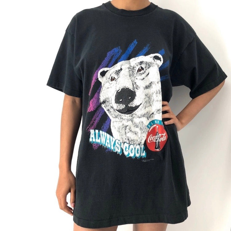 RECOLLECTION Vintage '94 Northern Lights Coke T-Shirt