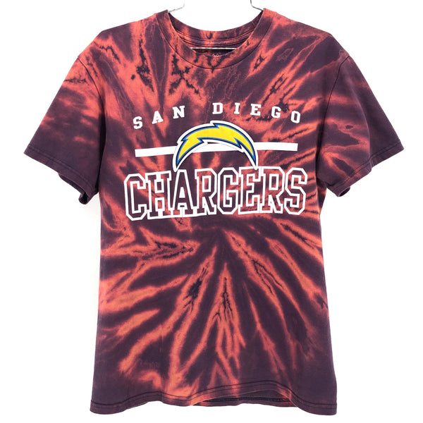 RECOLLECTION Tie Dye San Diego Chargers T-Shirt