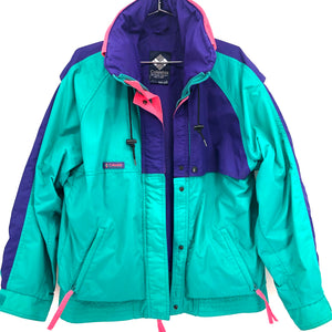 RECOLLECTION Vintage Criterion Columbia Ski Jacket