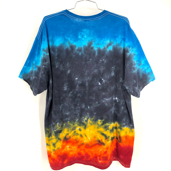 RECOLLECTION Vintage Tie Dye Led Zeppelin T-Shirt