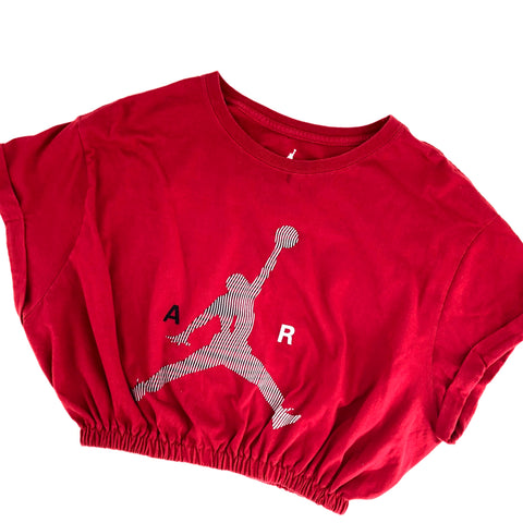RECOLLECTION Nike Jordan Crop T-Shirt