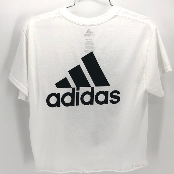 RECOLLECTION Adidas Damian Lillard Crop T-Shirt