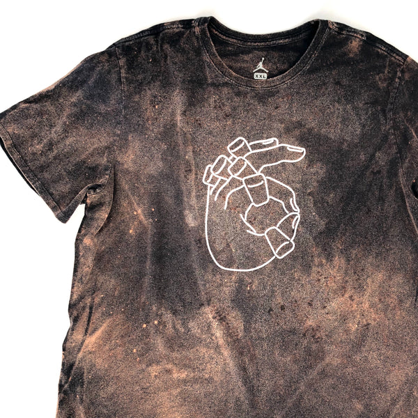 RECOLLECTION Distressed Nike Jordan T-Shirt
