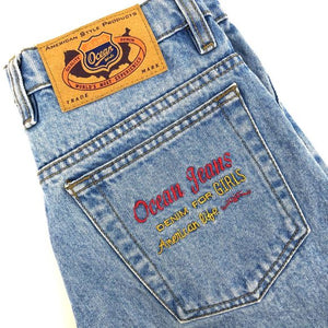 Vintage Ocean Pacific High-Rise Jeans