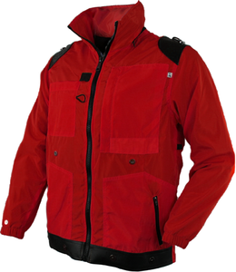 A Travel-Jacket with Concealed Pockets and Hood for Men Windbreaker
