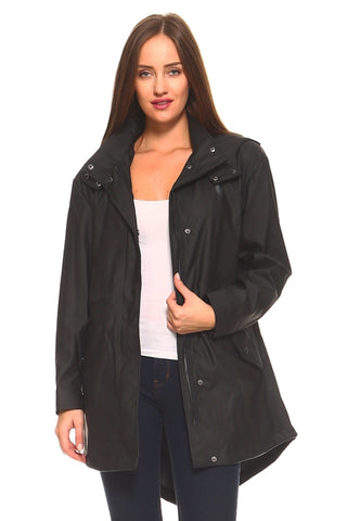 Women Water Repellent and Packable Jacket