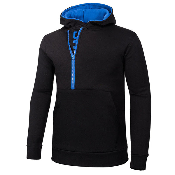 Men's Long Sleeve Hoodie Hooded Sweatshirt Tops Jacket Coat Outwear