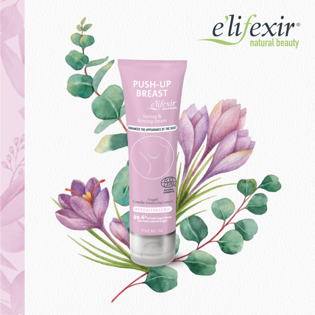 e'lifexir Natural Beauty PUSH-UP BREAST Toning & Firming Cream