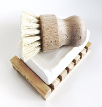 Load image into Gallery viewer, Wood Hand Brush