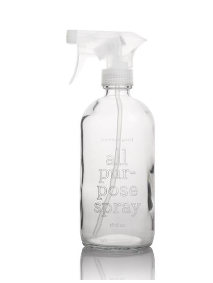 Common Good Glass Bottle - All Purpose Cleaner