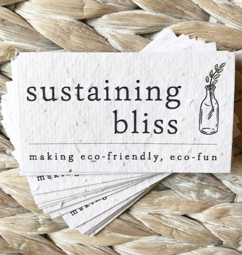 Sustaining Bliss Gift Card