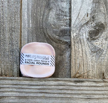 Load image into Gallery viewer, Reusable Facial Rounds - Soft Pink