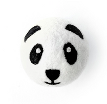 Load image into Gallery viewer, Wool Dryer Balls - Pandas (6-pack)