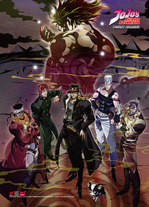 JOJO - S3 GROUP WALL SCROLL