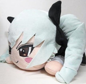 Sega Girls & Panzer Theater Version Mega Jumbo Nesoberi Stuffed Plush Anchovy