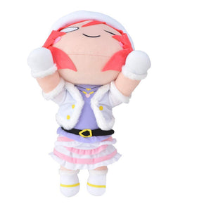 Love Live! Mega Jumbo Nesboeri Plush Maki Nishikino Snow Halation Version