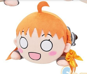 Love Live Sunshine MEJ Mega Jumbo Nesoberi Plush Doll - Chika Takami Winter school uniform