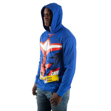 Load image into Gallery viewer, My Hero Academia All Might Suitup Hoodie