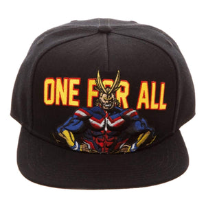 My Hero Academia! One For ALL Hat!