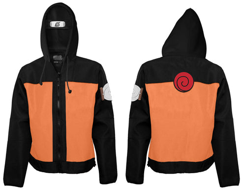 Ripple Junction Naruto - Shippuden Ninja Adult Zip Hoodie