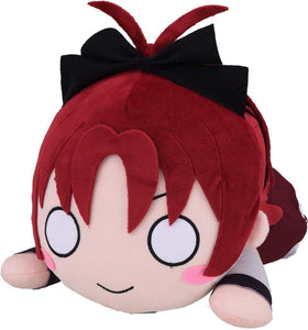 Sega Puella Magi Madoka Magica: The Movie: Rebellion: Kyouko Sakura Mega Jumbo Nesoberi Stuffed Plush