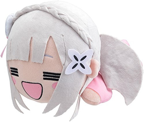 Sega Re Zero Starting Life in Another World: Emilia E.M.T Mega Jumbo Nesoberi Stuffed Plush