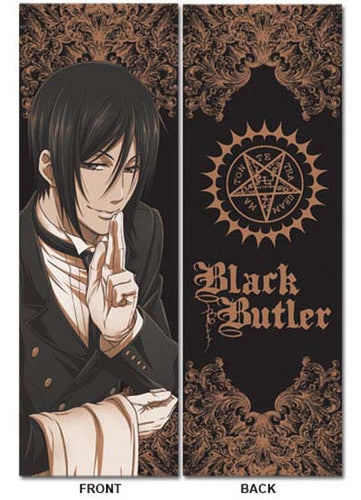 Black Butler Body Pillow