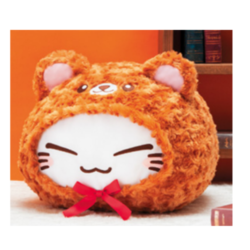 FuRyu Nemuneko Bear Large 33cm Plush - Brown Version
