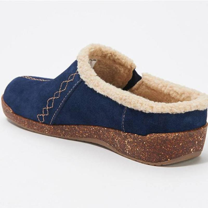 Casual Plus Size Comfortable Warm Winter Slippers