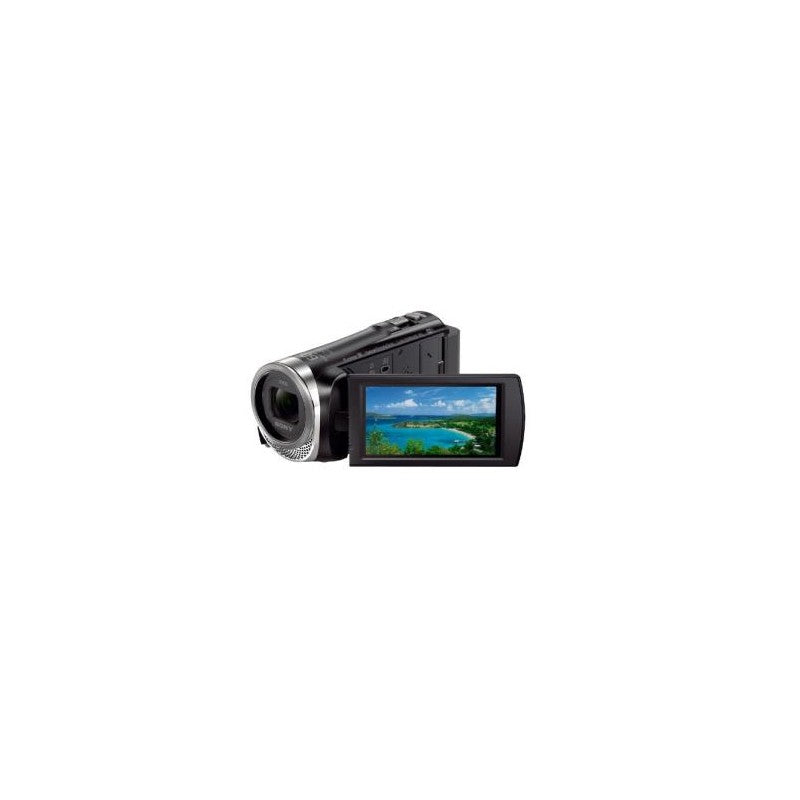 SONY HDR-CX450 camera
