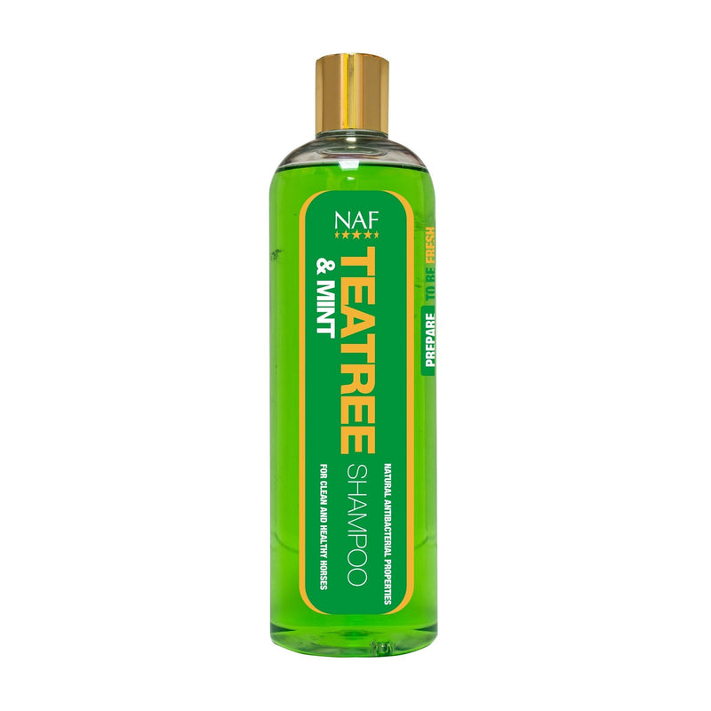 NAF Tea Tree + Minty Shampoo
