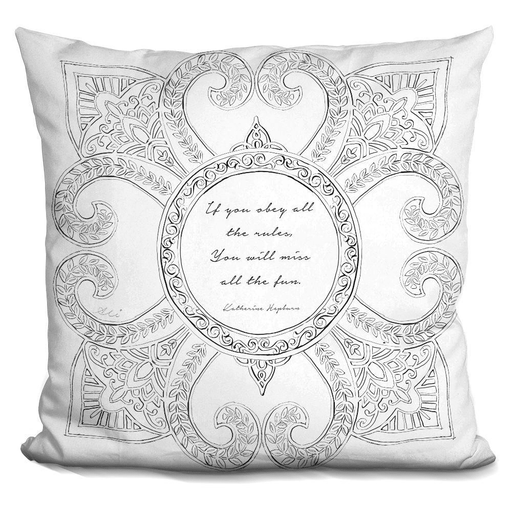 Break The Rules Ap144 Pillow-Product-BestEver4U