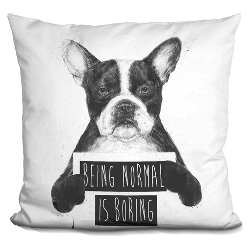 Being Normal Is boring Pillow-Product-BestEver4U