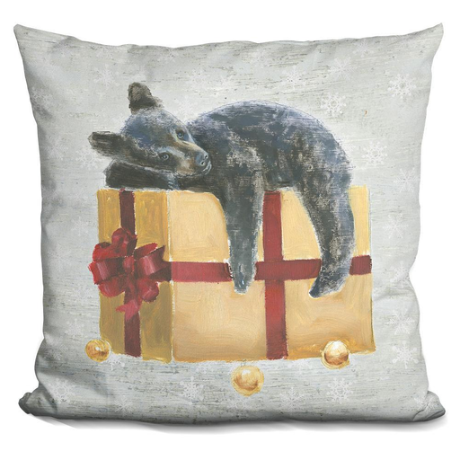 Christmas Critters Iii Pillow-Product-BestEver4U