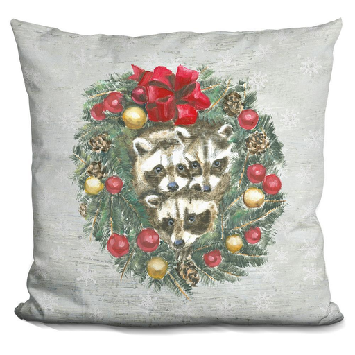 Christmas Critters Ii Pillow-Product-BestEver4U