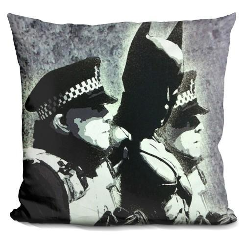 Batman And The Police Pillow - BestEver4U