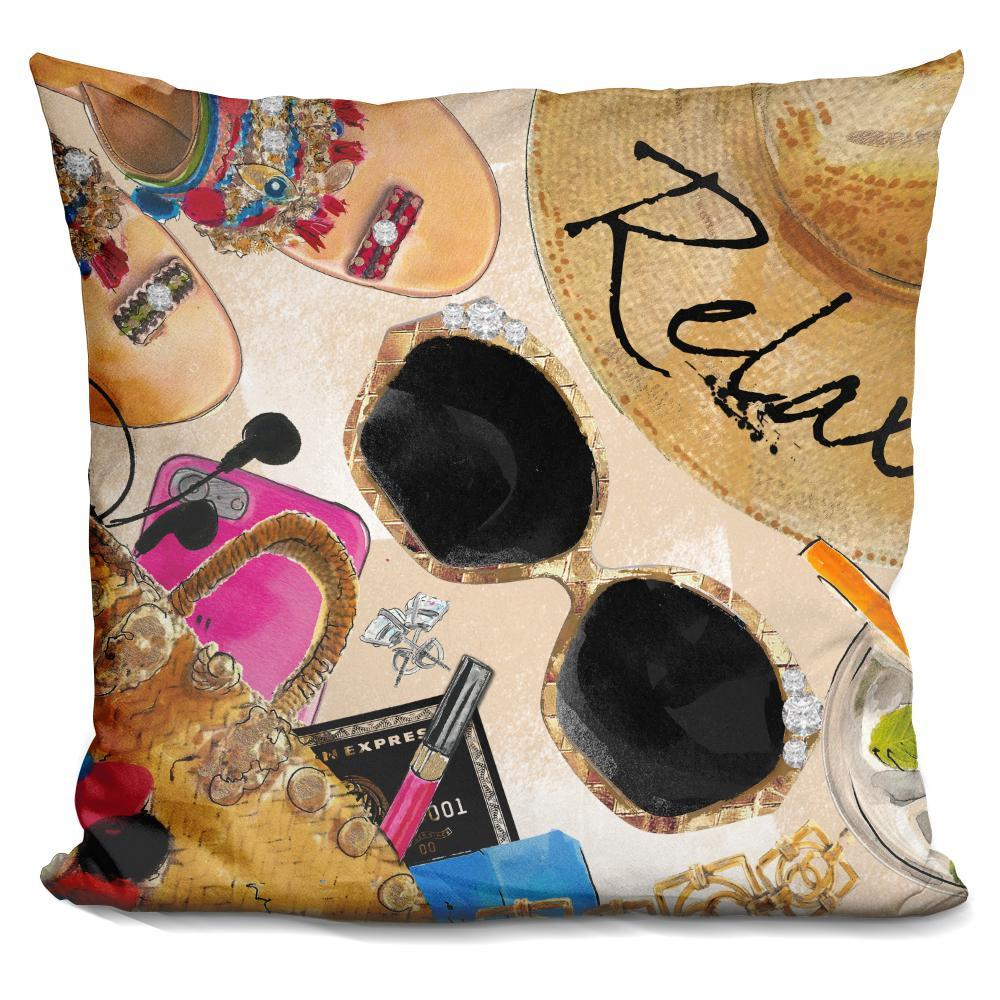 Beach Day Pillow-Product-BestEver4U
