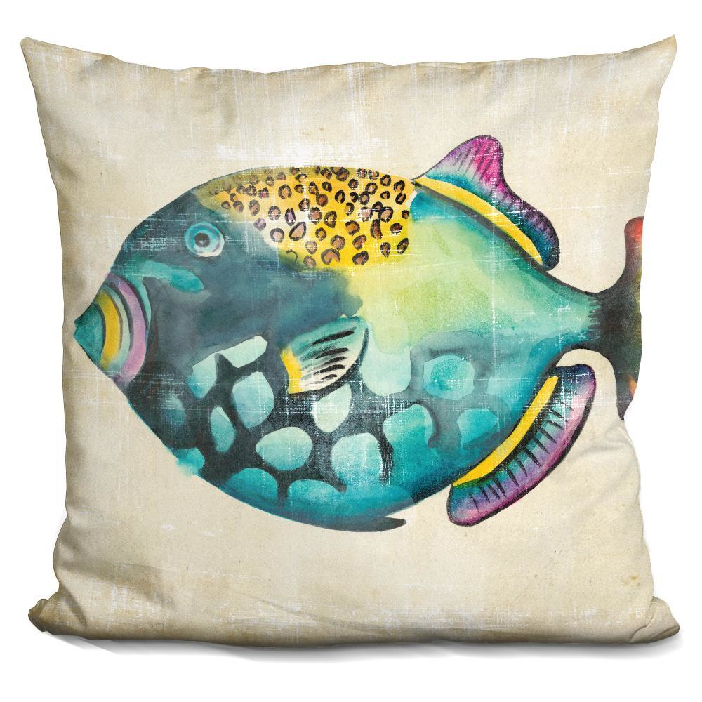 Aquarium Fi Iv Pillow-Product-BestEver4U