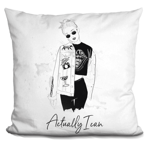 Actually I Can Pillow-Product-BestEver4U