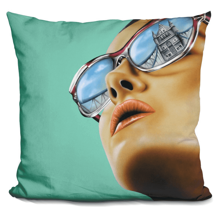 Anywhere But Home Pillow-Product-BestEver4U